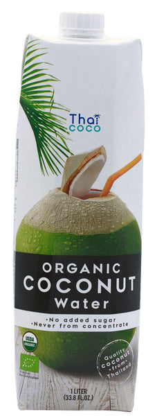 Organic Coconut Water - 1L