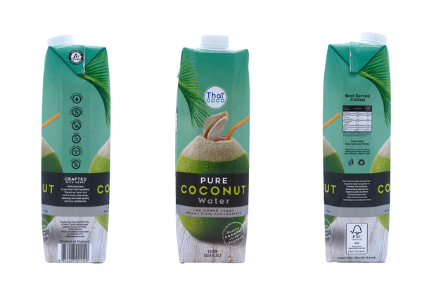 Pure Coconut Water - 1L
