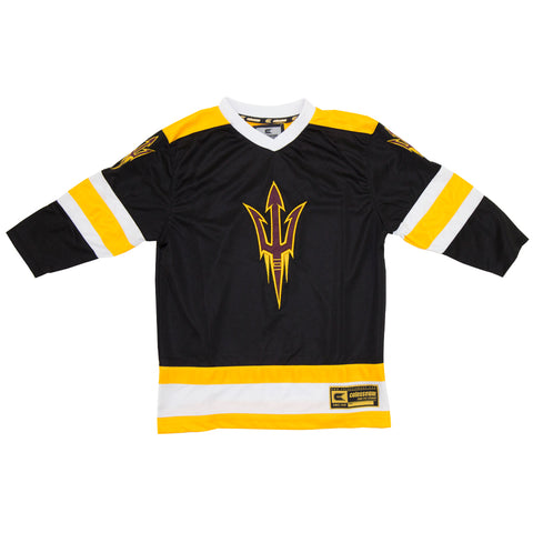 ASU Youth Black Jersey