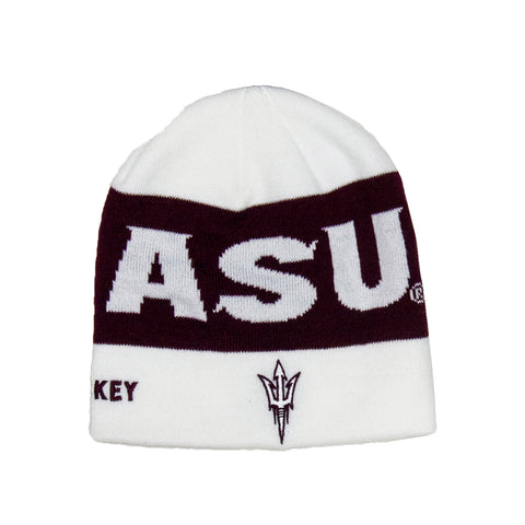 ASU Hockey Coach Beanies