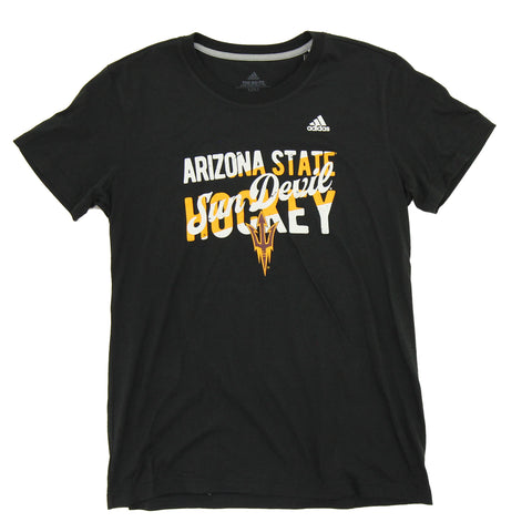 ASU Women's Black Go-To Performance T-Shirt