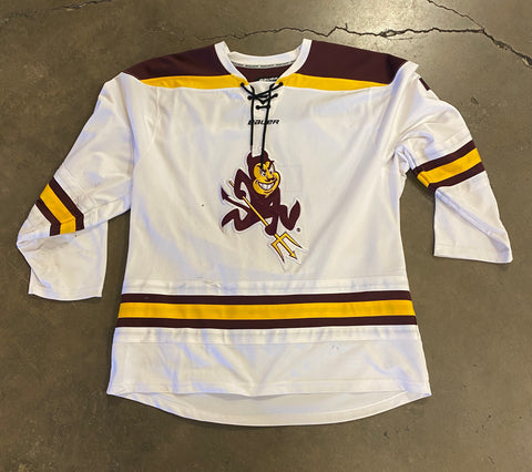 ASU ACHA Game Used Jerseys