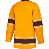 NCAA ASU Hockey Gold Jersey
