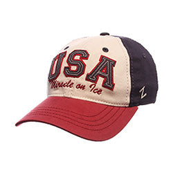 USA Miracle On Ice Flex Hat