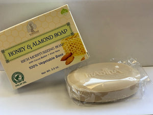 Honey & Almond Soap