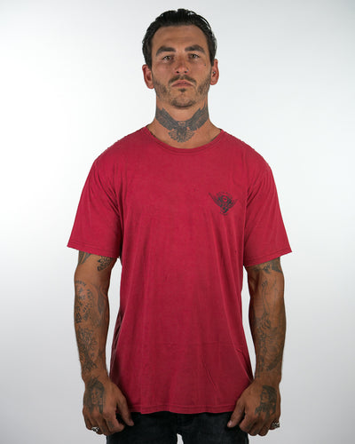 Shovel tee - Red