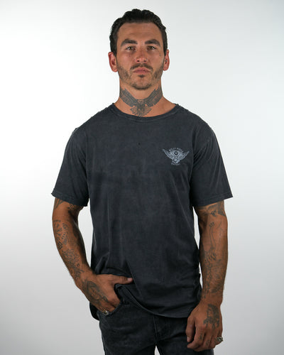 Shovel tee - Black