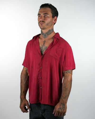 Venice Shirt - Red Devil