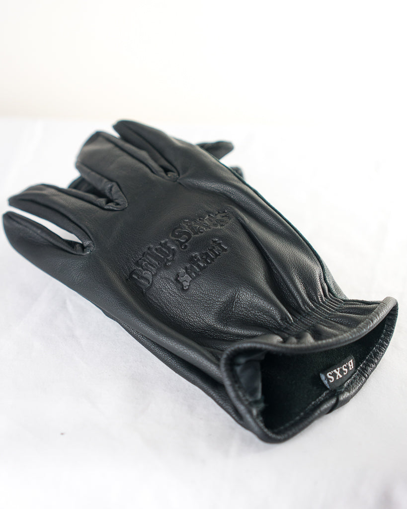 Classic Leather Glove - Black