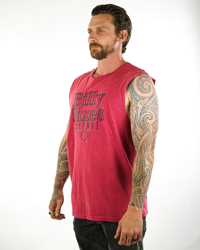 Trademark Tank - Red