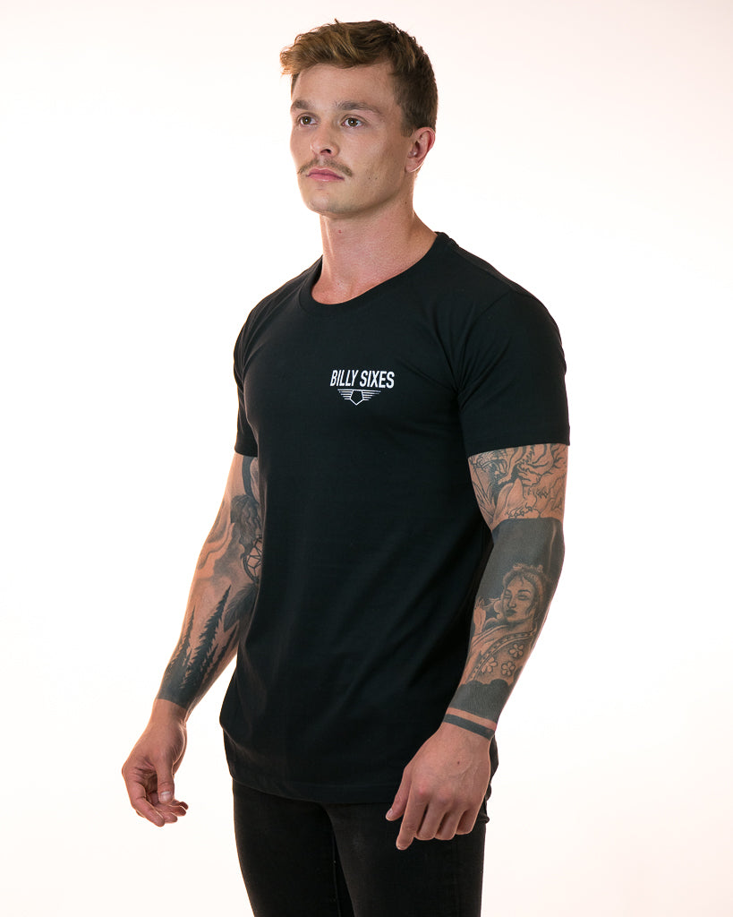 Metal Slim Fit Tee