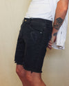Thrasher denim Shorts - Black
