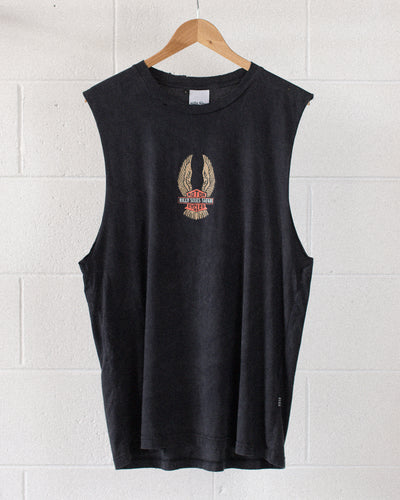 Wild Angels Tank - Black