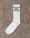 BSS Socks - White