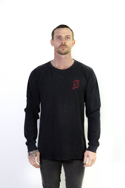 Menace to society Long Sleeve