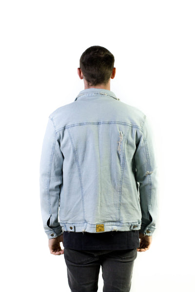 Vulture denim jacket