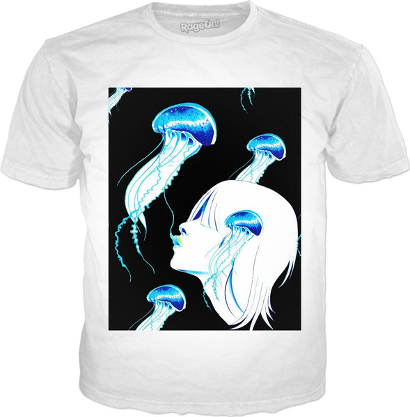 Jelly Fish Fields Classic Short Sleeve