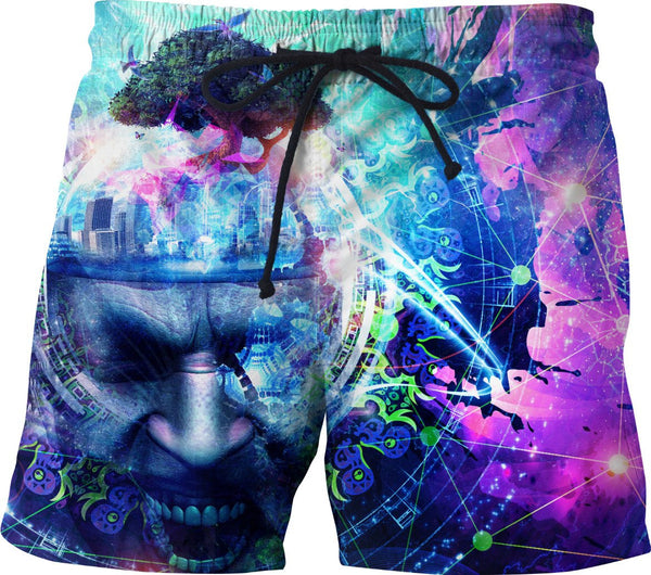 Special Edition Awaken Swim Shorts