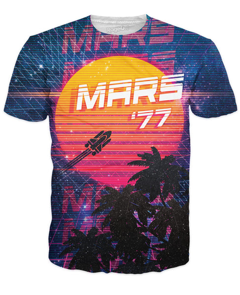 My Vacation to Mars T-Shirt