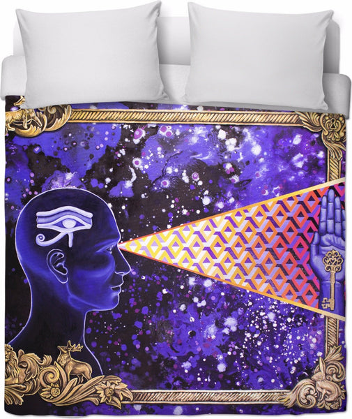 Pineal Gland - Duvet Cover