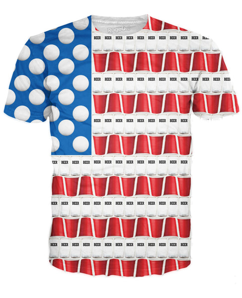 The Great American Pastime T-Shirt