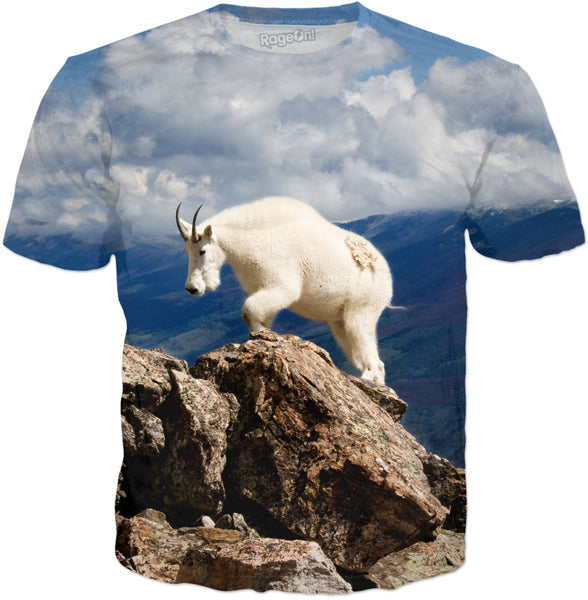 Colorado Mountain Goat T-Shirt