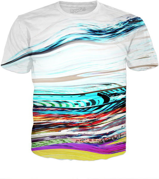 Slip And Slide T-Shirt #3