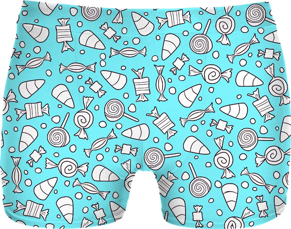 Color-Your-Own Trick or Treat Cheesecake Boys Candy Underwear