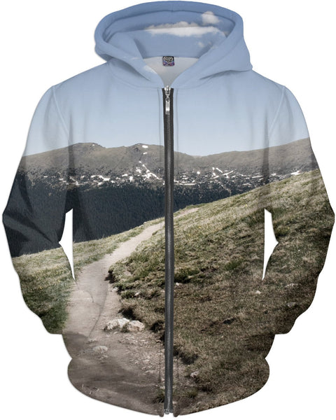 Colorado Mountain Trail Hoodie