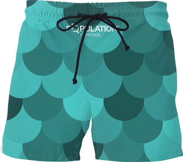SCALES Swim Shorts