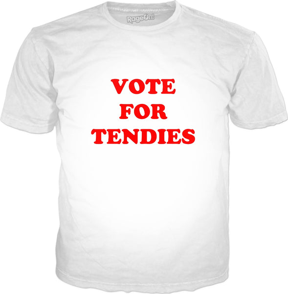 Vote For Tendies T-Shirt