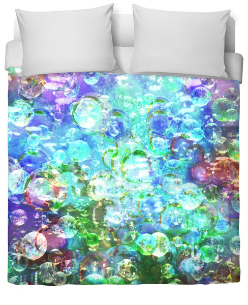 Bubbles Galore 7 Duvet Cover
