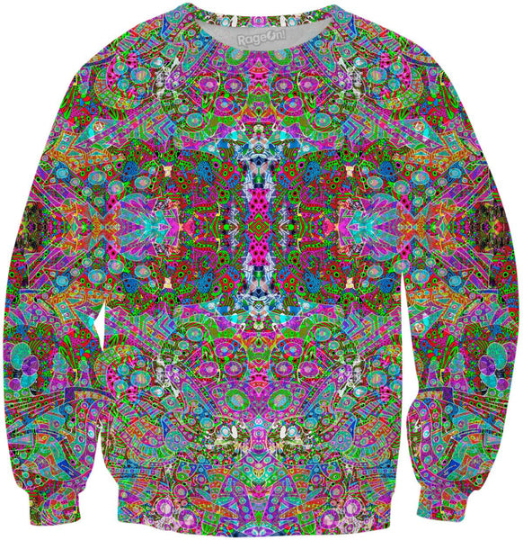 Hyperdimensional Wind 9 Sweatshirt