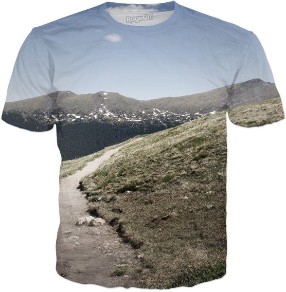 Colorado Mountain Trail T-Shirt