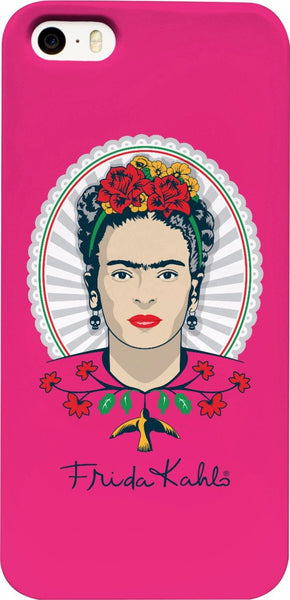 Frida Kahlo Pink Phone Case
