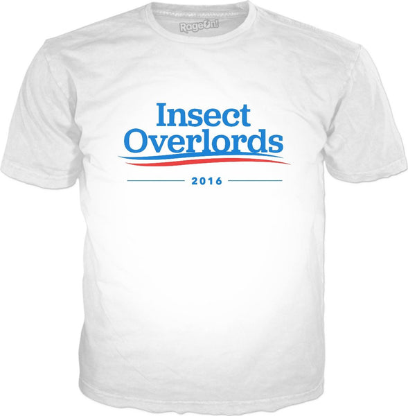 Insect Overlords 2016 T-Shirt