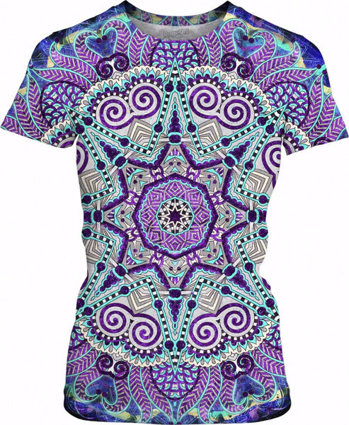 Mandala - Womens T-Shirt