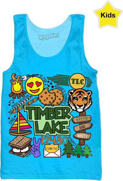 Timberlake Kids Tank Top