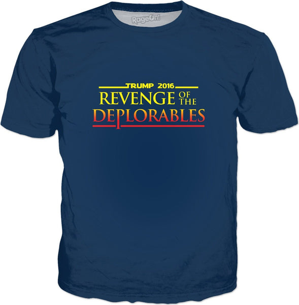 Revenge Of The Deplorables T-Shirt