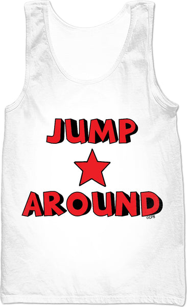 Jump Around Star Stacked Tank Top