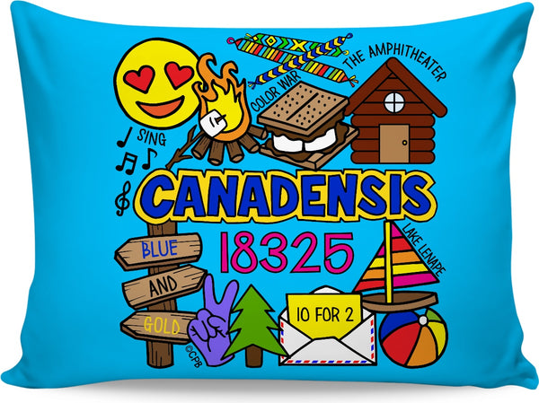 Canadensis Pillowcase