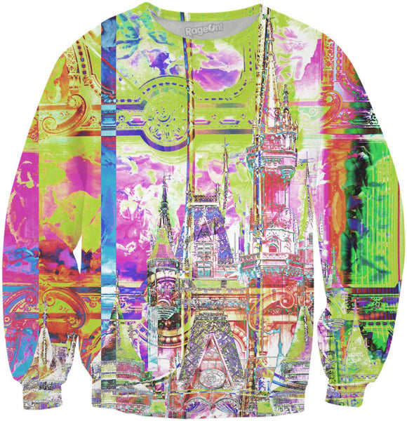 Dream Castle Sweatshirt