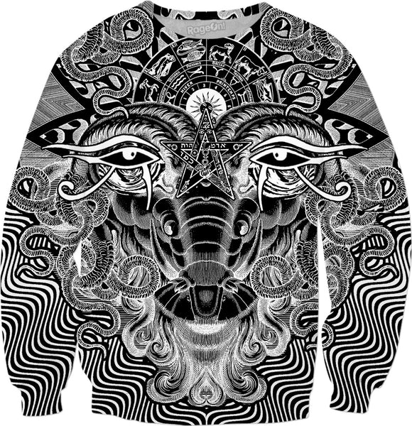 Black Magic Goat Sweatshirt