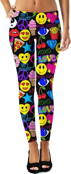 Girl Power Leggings