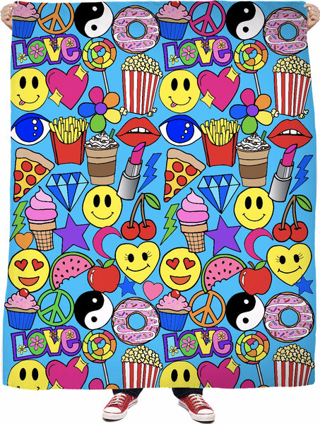Love This Stuff Fleece Blanket