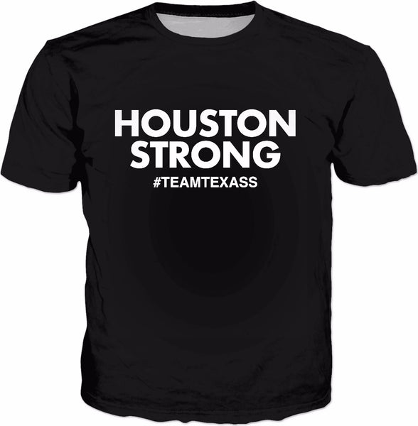 Houston Strong #TEAMTEXASS