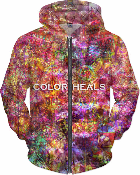 Color Heals Love - LIMITED EDITION - 100% of Profits are being donated to St. Jude Children's Research Hospital.