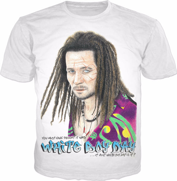 White Boy Day T-Shirt
