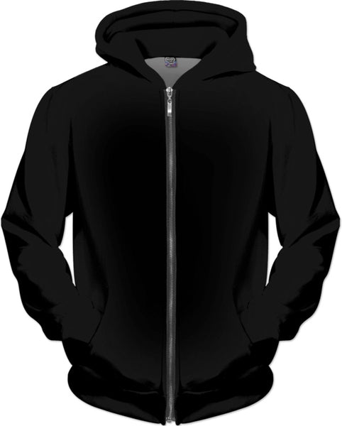 Hana Hoodie (Flower On Back)