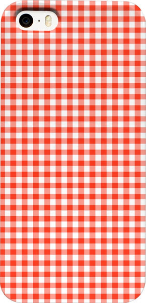 Ruth Fitta Schulz  -  Red Gingham